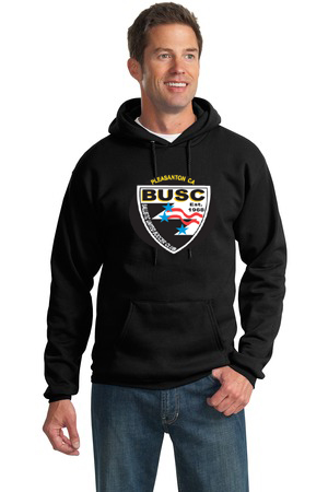 BUSC BLACK PULLOVER HOODY Image