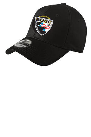 BUSC BLACK FLEXFIT HAT Image