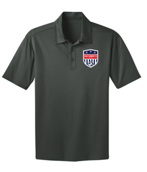 SRFC SILK TOUCH PERFORMANCE POLO STEEL GREY Image