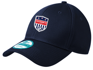 NEW ERA SRFC ADJUSTABLE STRUCTURED CAP NAVY Image