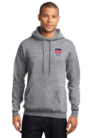 SRFC Grey Pull Over Hoody Image