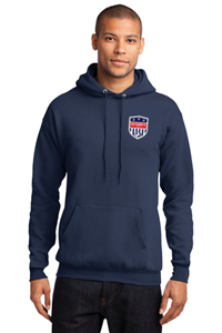 SRFC Navy Pull Over Hoody