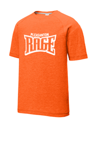 Tri-Blend RAGE Tee Orange